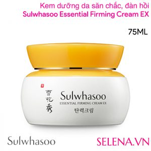 Kem dưỡng da săn chắc Sulwhasoo Essential Firming Cream EX 75ML