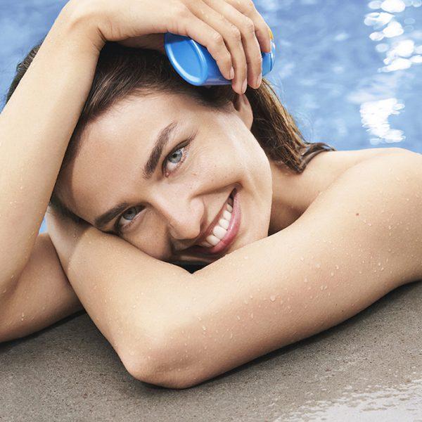 Sữa chống nắng, chống ô nhiễm bảo vệ da Shiseido The Perfect Protector SPF50+ kiểm xoát mồ hôi, nhờn dầu, chống nắng chống tian cực tím, chống ô nhiễm