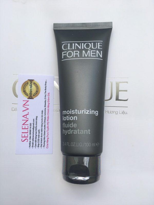 Kem dưỡng ẩm dành cho Nam giới có da khô da thường công thức dịu nhẹ cung cấp độ ẩm cả ngày cùng với các thành phần tăng cường độ săn chắc da. Hấp thụ nhanh chóng.