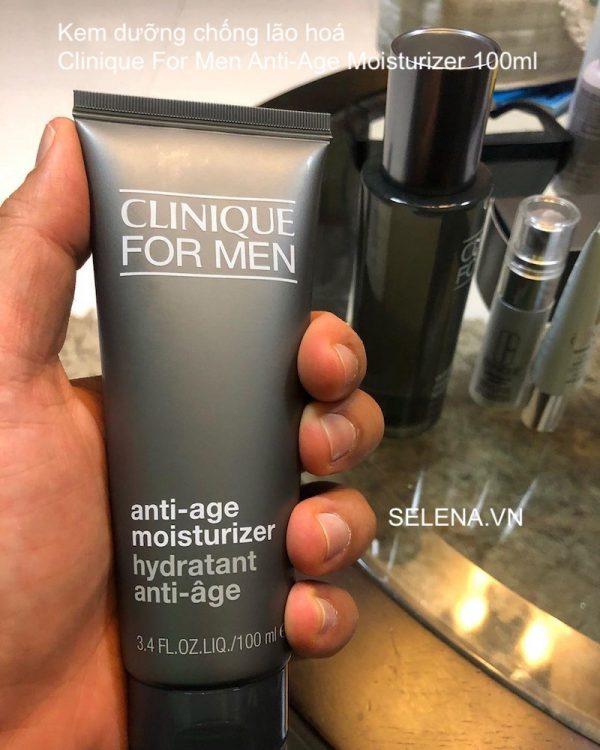 Kem dưỡng chống lão hoá Clinique For Men Anti-Age Moisturizer