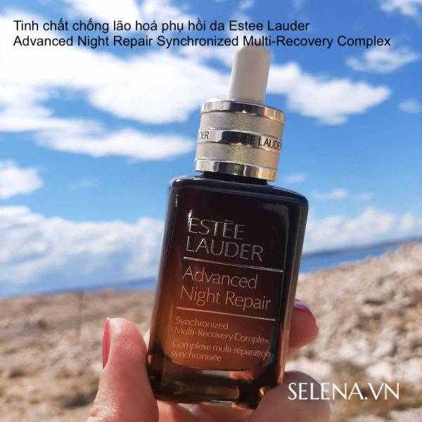 Siêu serum chống lại mạnh mẽ những dấu hiệu lão hóa: đường nhăn và nếp nhăn, khô da, kém săn chắc và xỉn màu.