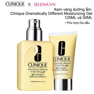 Kem dưỡng ẩm Clinique Dramatically Different Moisturizing Gel.