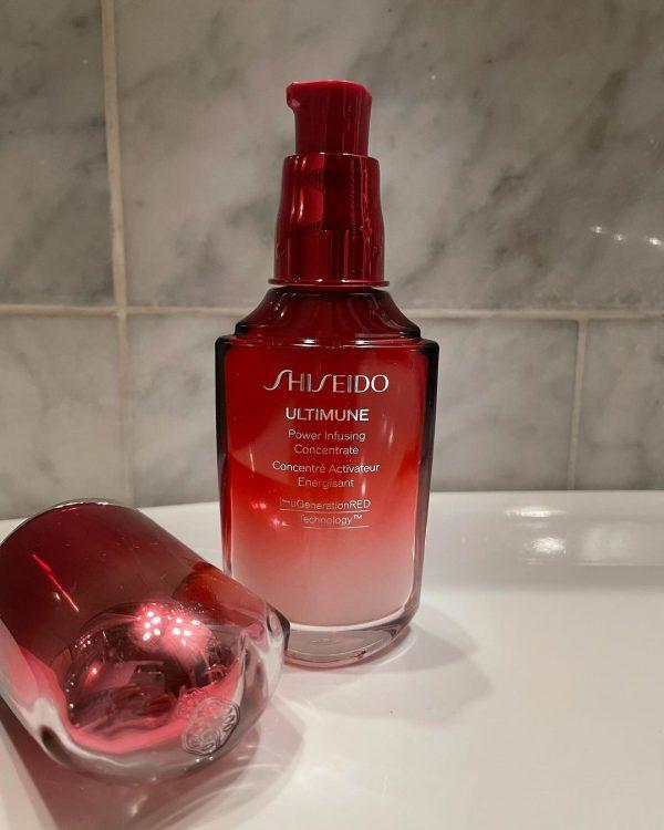 Serum Shiseido chống lão hoá dưỡng da hàng đầu thế giới