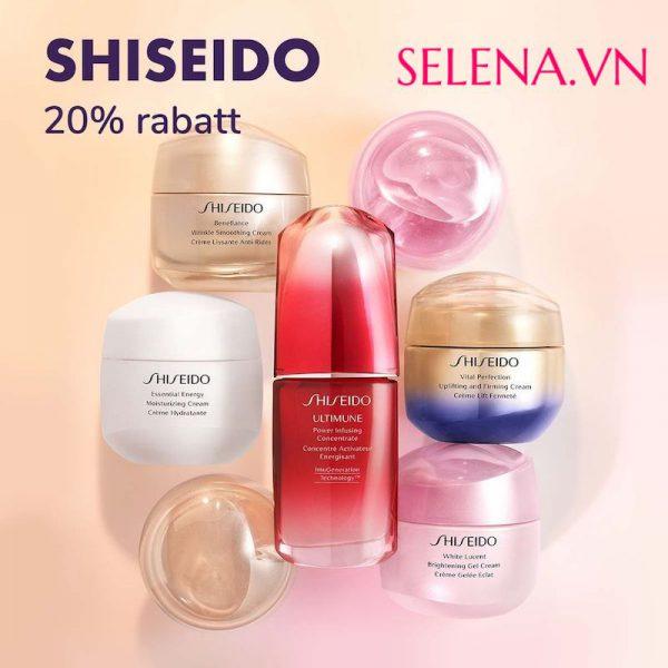 Serum Shiseido Ultimune Power Infusing Concentrate kết hợp với các loại kem dưỡng