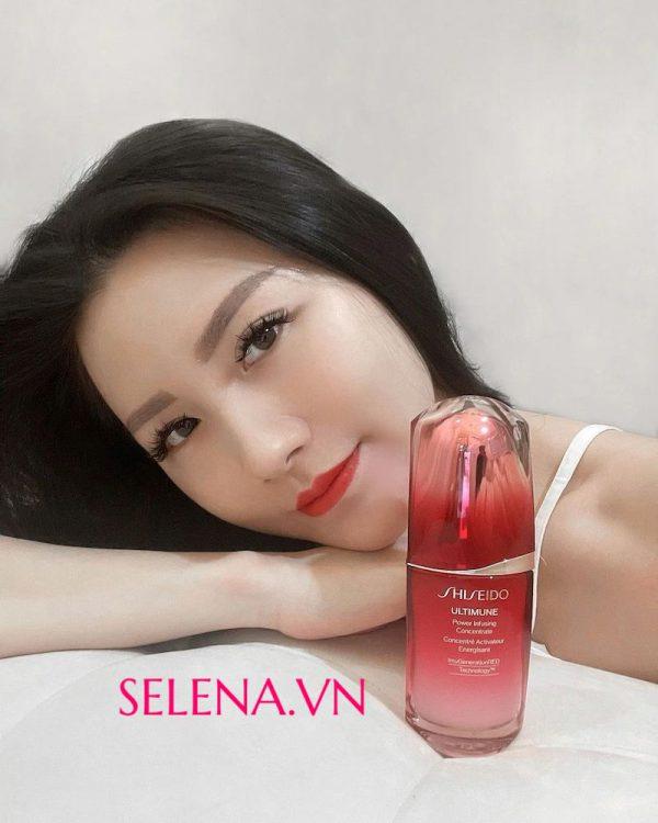 Phụ nữ trển toàn thế giới rất mực yêu thích Serum chống lão hoá này của Shiseido